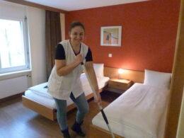 Graca Leitung Housekeeping