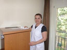 Silvia Housekeeping
