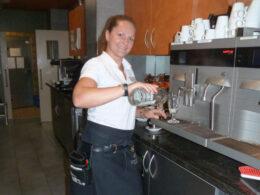 Nadine Servicefachangestellte